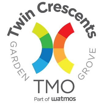 Twin Crescents TMO Logo